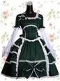 Платье Готик Лолиты