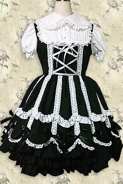 Low Cut Cotton Dresses