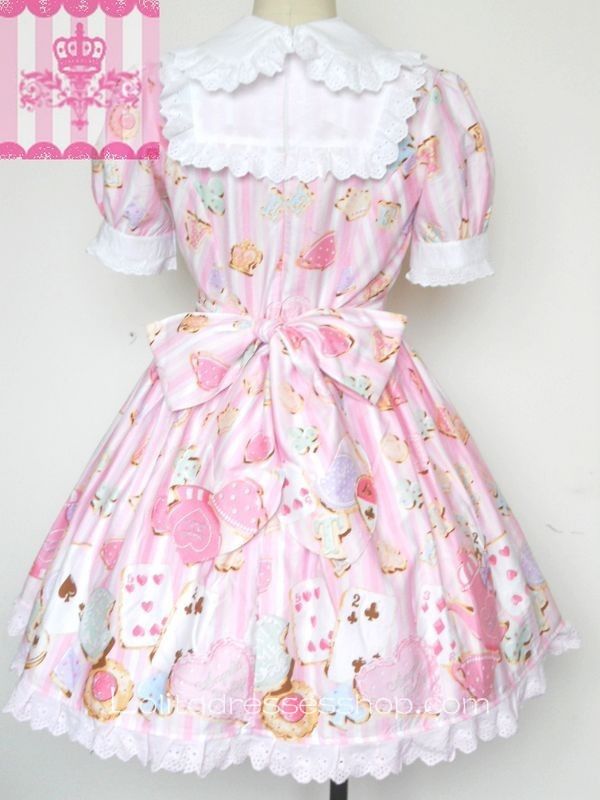 c479329188a Cheap Dream of Lolita Wonder Cookie Dress Sale At Lolita Dresses Online Shop