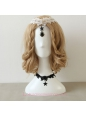 Lolita Hip Hop Fashion Retro Star Necklace