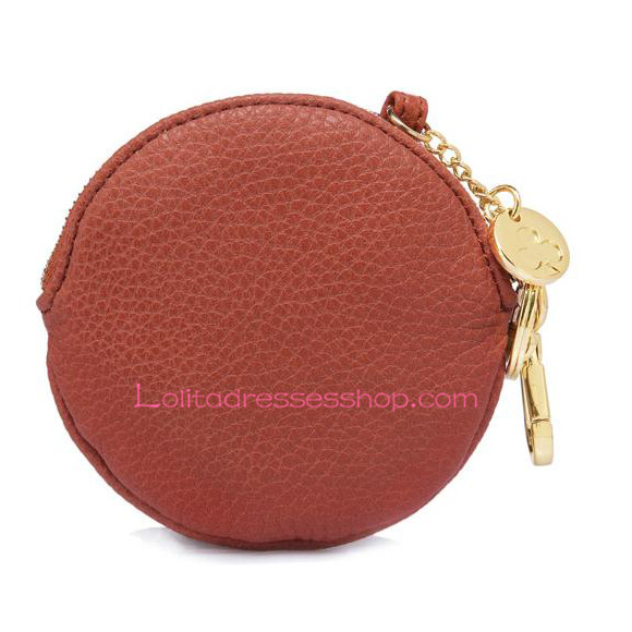European Classical Style Amber Sweet Lolita Wallet