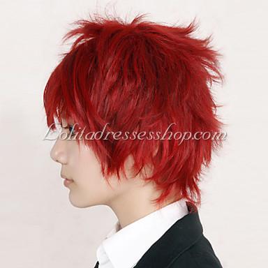 Sasori Cosplay Wig 25