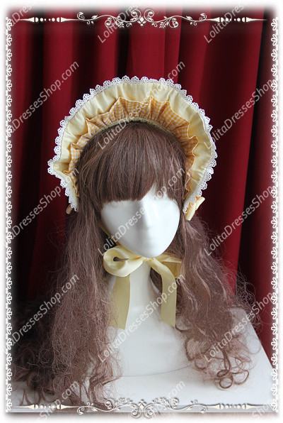Sweet Cotten Cream House sweety Knot Sk Infanta Lolita BBHat