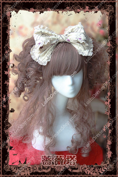 Sweet Cotten KC Sleeping Beauty Infanta Headband