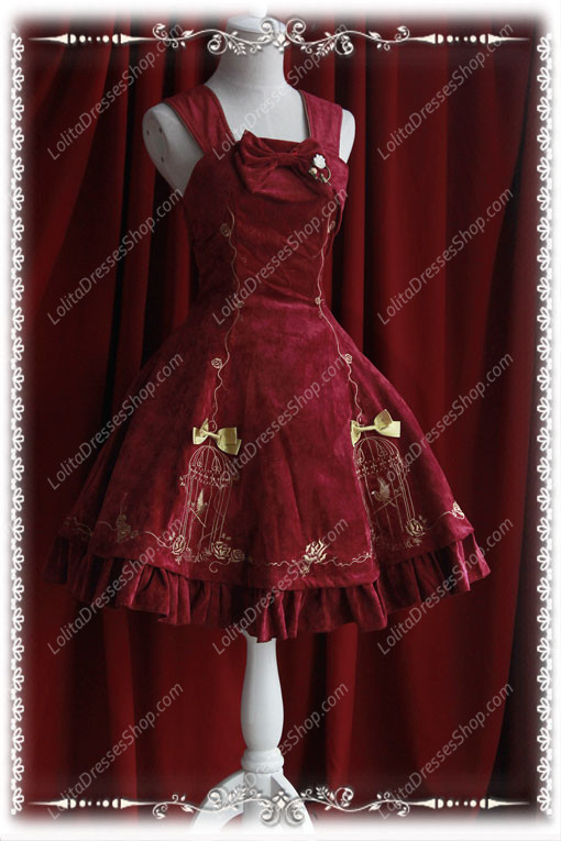 Sweet Cotten KC The king and the Nightingale Infanta Dress