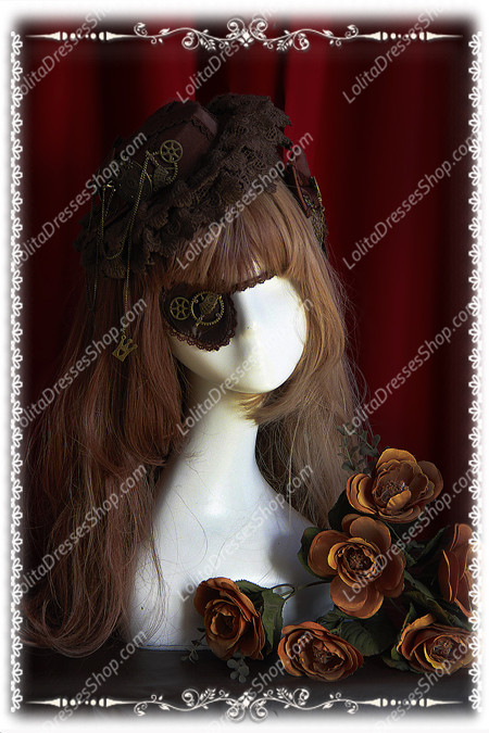 Sweet Infanta Cortical Gear Lolita Eye Patch