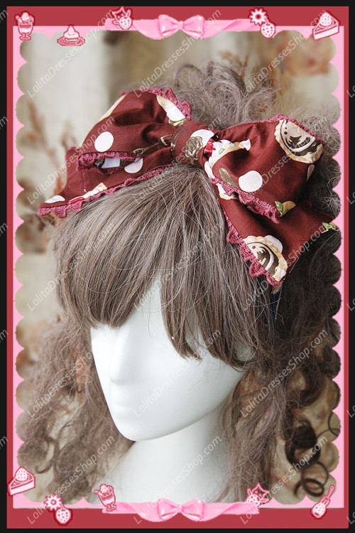 Sweet Cotten Fruit pie Infanta Lolita KC