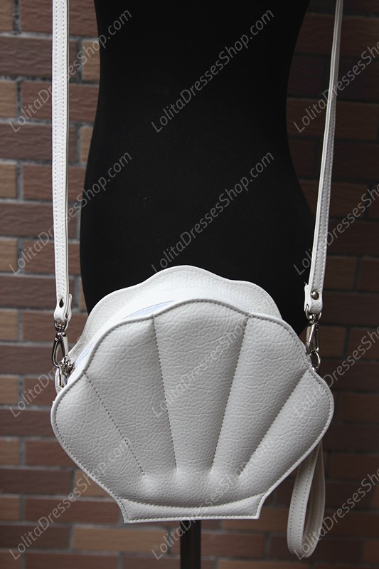 Lovely Shell PU Lolita Bag