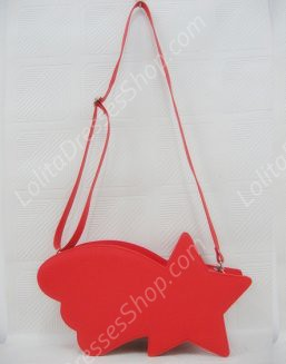 Lovely Meteor PVC Lolita Bag