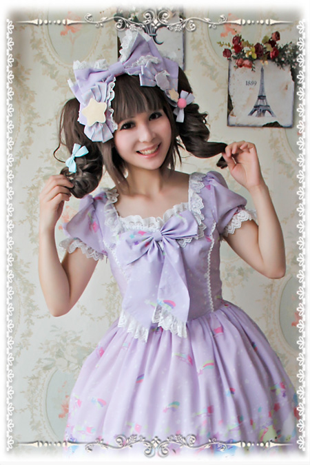 Sleeping Bear Infanta Lolita KC