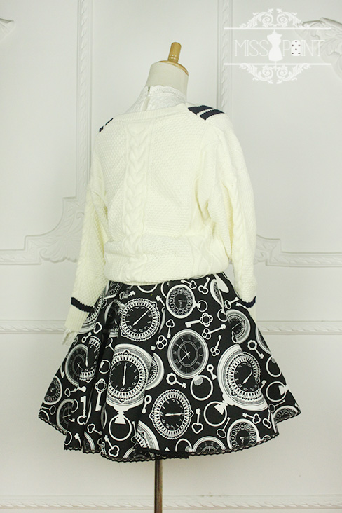 The key to the Future Miss Point Lolita Skirt