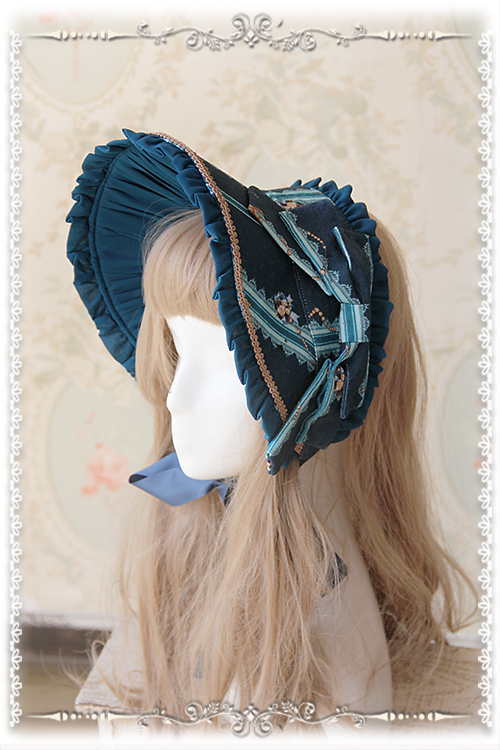 Swan Lake Dailywear Version Infanta Lolita Bonnet