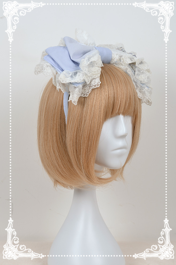 Angel\'s Feather Neverland Lolita Headbow