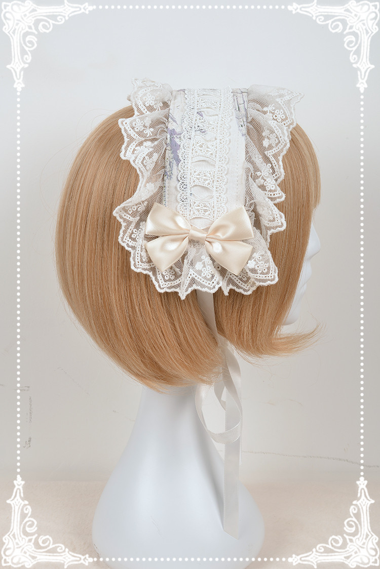 Angel\'s Feather Neverland Lolita Headband