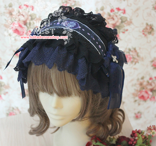 Lolita Seven Deadly Sins Lolita Hair Band