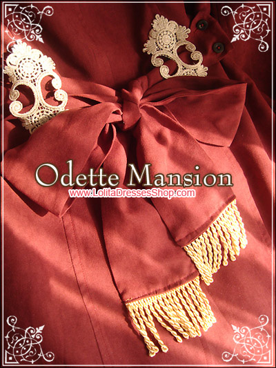 Odette Mansion Dress Suit Swan Tuxedo Lolita Suit