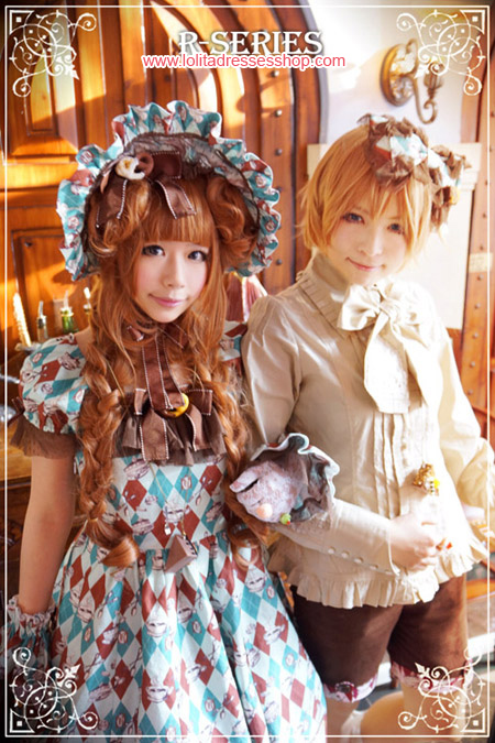 Thumbelina Tea Party Lolita OP