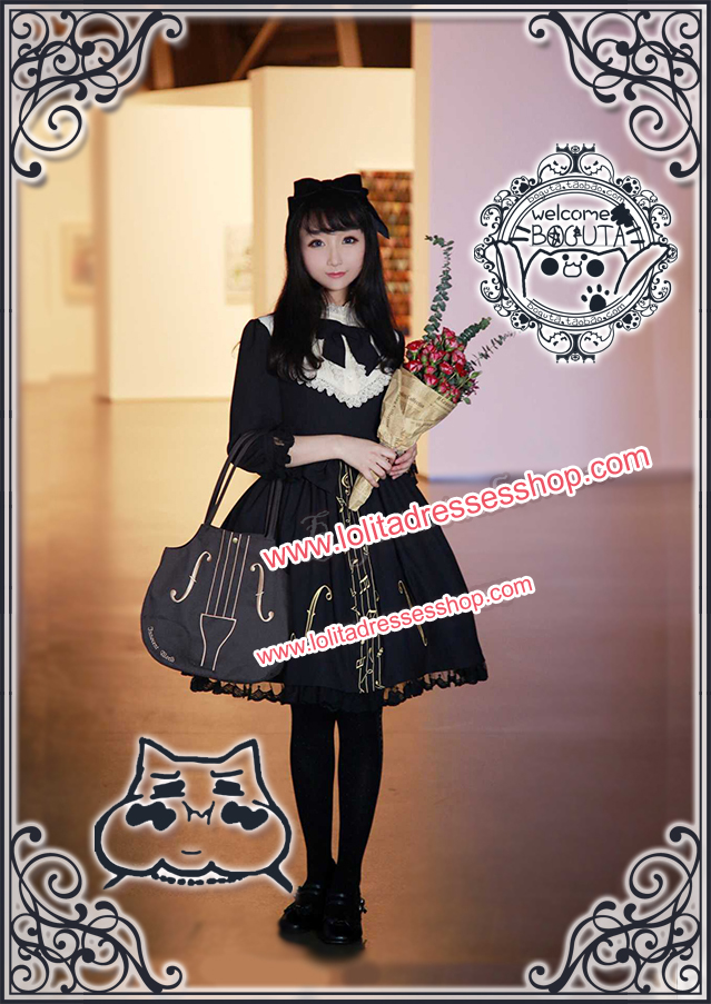 Four Colors Classic Violin Lolita OP