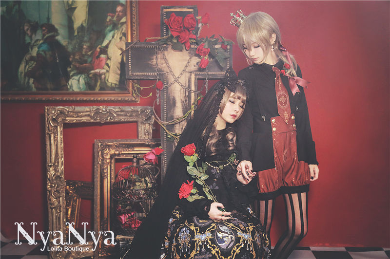 Marimi And Curie Meow Lolita JSK