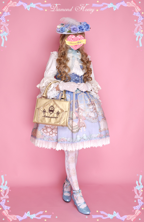 Rococo Daily Ribbon Princess Sleeve Shirt