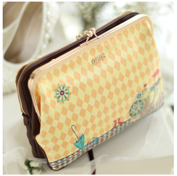 Retro Pack Sweet Shoulder Messenger Bag