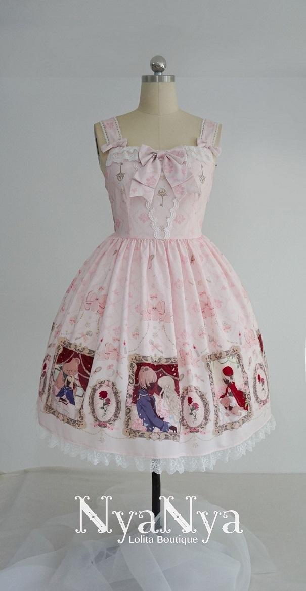 NyaNya - Bear Prince - Sleeveless Dress JSK