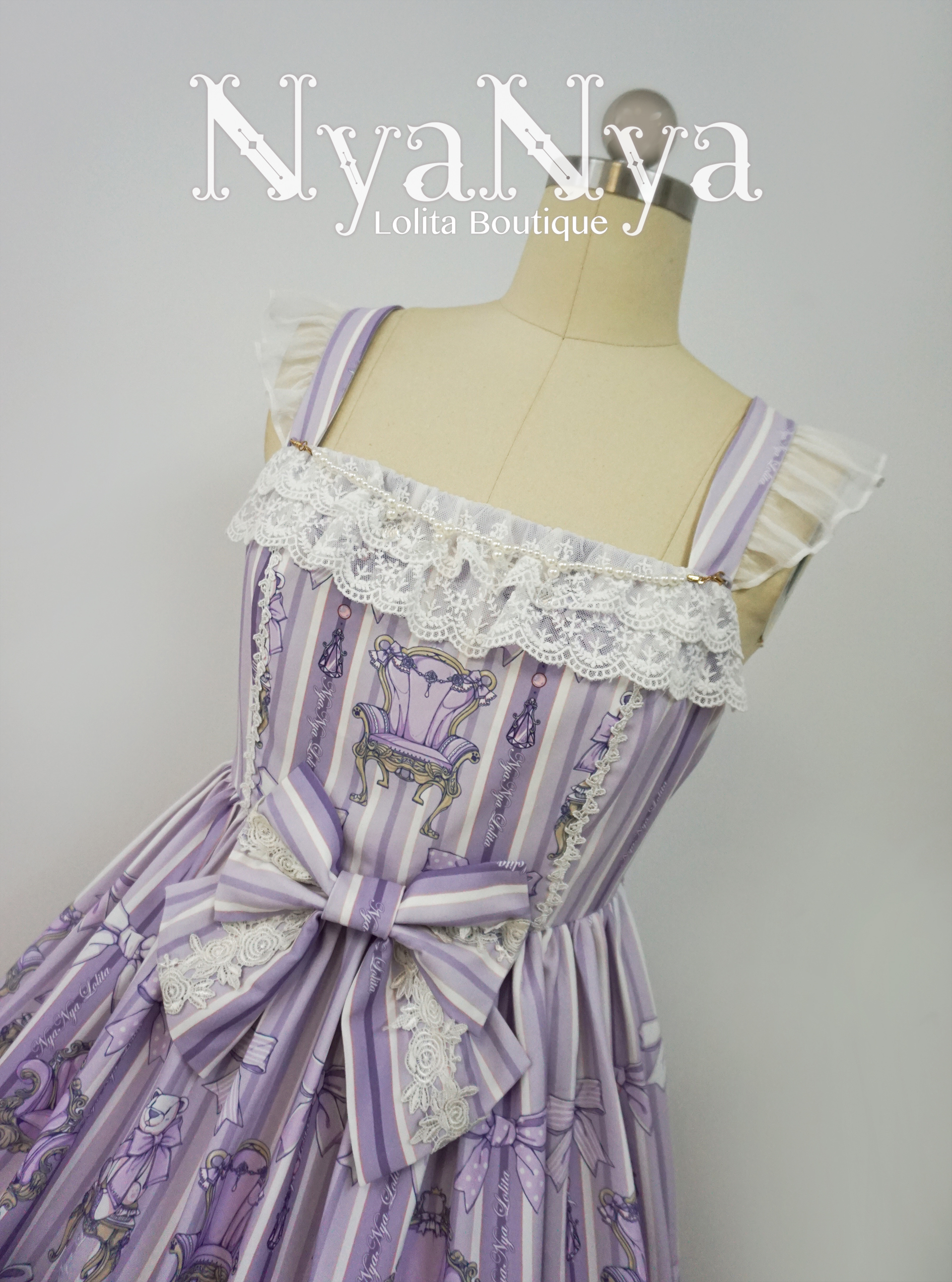 NyaNya - Bear Prince - Dress JSK 2