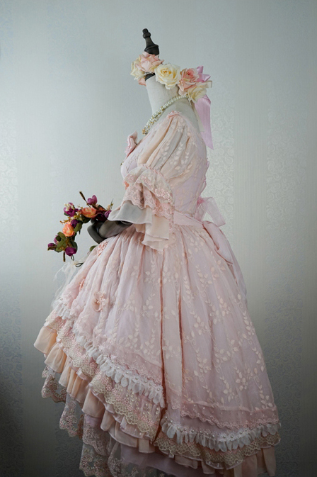 Pure Hand-made Lolita Princess Dress