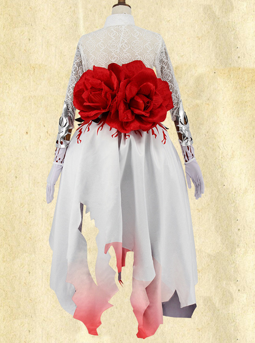 Death Alice Snow White Cosplay Costume