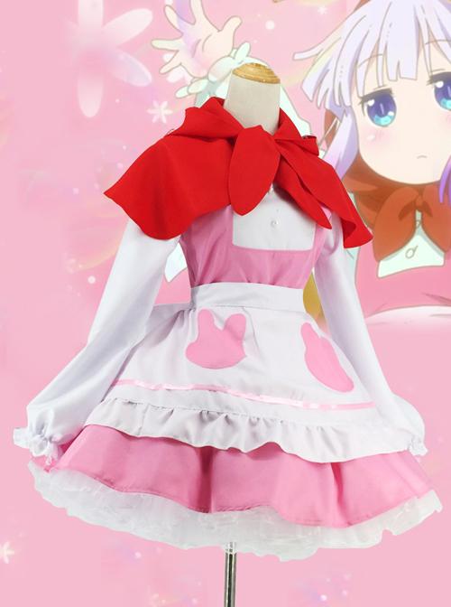 cheap miss kobayashi u0026 39 s dragon maid kanna kamui the little