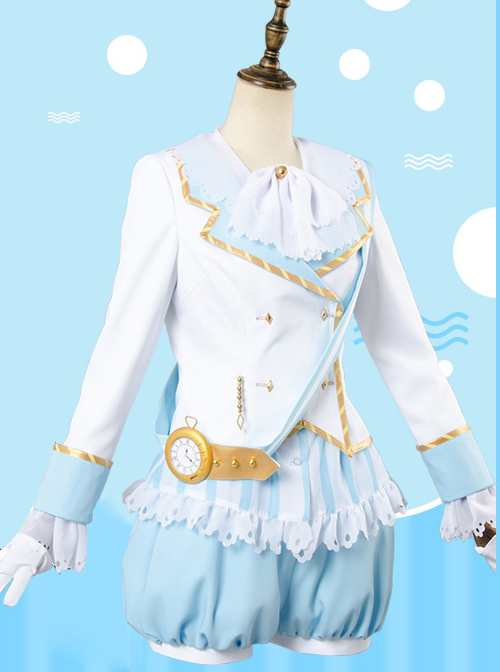 LoveLive! Watanabe You Alice Series Cosplay Costumes