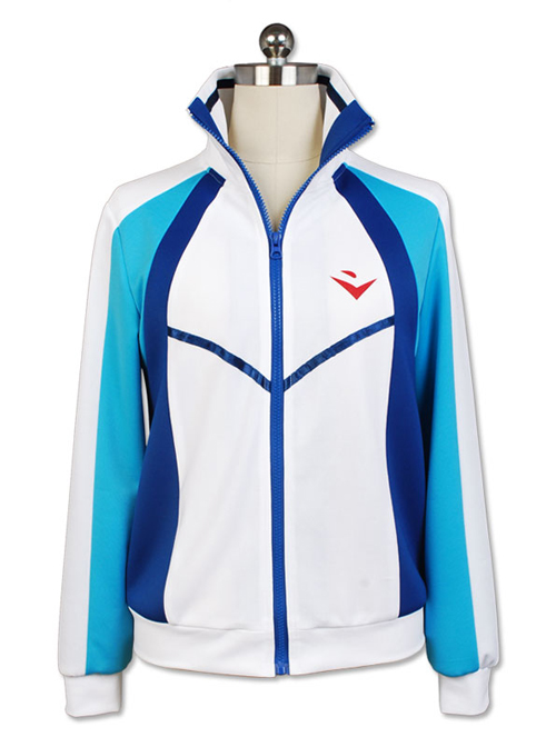 Free! Male Swimming Department High School Sports Coat Everyday Clothing Cosplay Costumes