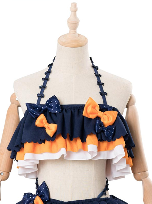 Fate/Grand Order Abigail Williams Swimsuit Cosplay Costumes