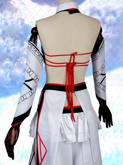Fate/Grand Order Altera Second Stage Female Cosplay Costumes