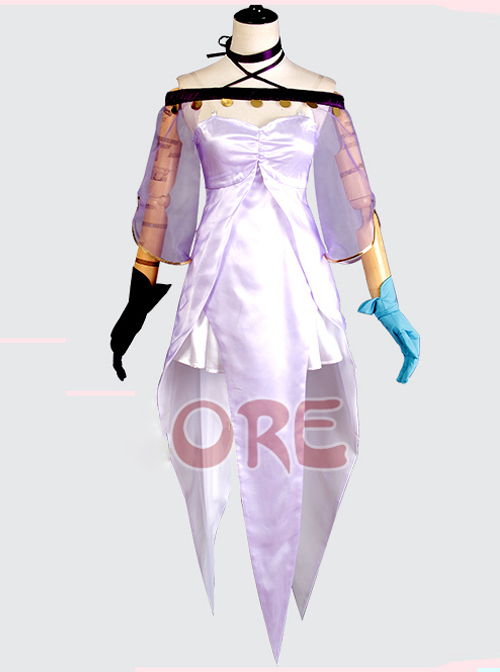 Fate Grand Order Medea Female Cosplay Costumes