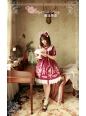 Flower fairy Magic Tea Party Lolita OP Dress