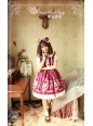 Flower fairy Magic Tea Party Lolita Jumper Dress