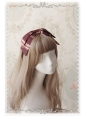 Swan Lake Dailywear Version Infanta Lolita Headbow