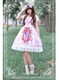 Midsummer Night Fly Sleeves Neverland Lolita OP Dress