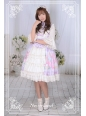 Perfume of Hydrangea Neverland Lolita Cardigan Dress
