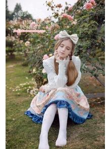 8ddfe5e975 Pride And Prejudice Lolita Half Skirt SK