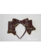 Steam Punk Cat Bow Lolita KC