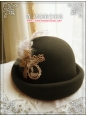 Odette Mansion Swan Lolita Hat