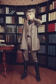 Infanta - The Fog of Baker Street - Quji Lolita Coat for Woman