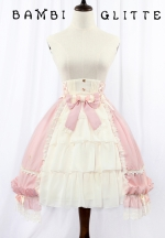 Embroidered Lolita dress SK