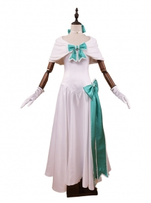 Fate/Grand Order Arturia Pendragon 2nd Anniversary Dress Cosplay Costumes