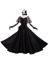 Fate/Grand Order Joan Of Arc Black Dress Cosplay Costumes