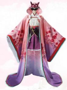 Fate/Grand Order Osakabehime Female Cosplay Costumes