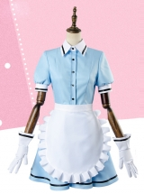 Blend·S Hinata Kaho Maid Female Cosplay Costumes