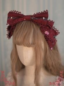 Original Lolita Designed Alice's Dreamland KC Hair Circle